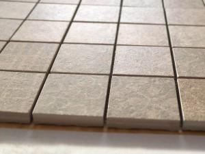 mosaico 30x30 composto da 36 pz.tozzetto 5x5 taglio tradizionale tutto in porcellanato